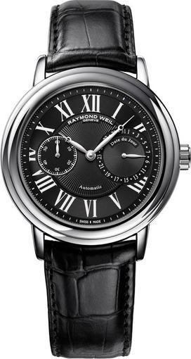 Мужские швейцарские наручные часы Raymond Weil Maestro 2846-STC-00209