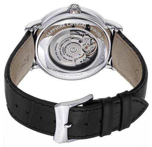 Мужские швейцарские наручные часы Raymond Weil Maestro 2847-STC-00209