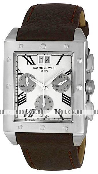 Купить мужские швейцарские наручные часы Raymond Weil Tango 4881-STC ... e394c19612209