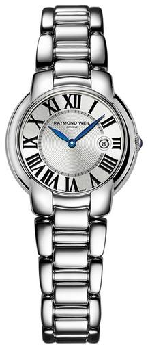 Женские швейцарские наручные часы Raymond Weil Jasmine 5229-ST-00659