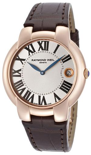 Женские швейцарские наручные часы Raymond Weil Jasmine 5235-PC5-00659