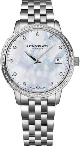 Женские швейцарские наручные часы Raymond Weil Toccata 5388-STS-97081