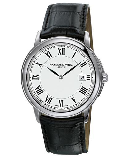 Мужские швейцарские наручные часы Raymond Weil Tradition 54661-STC-00300