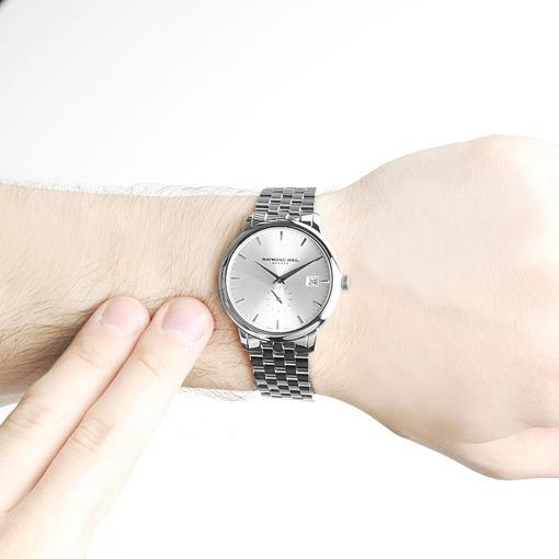 Мужские швейцарские наручные часы Raymond Weil Toccata 5484-ST-65001