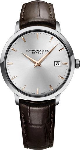 Мужские швейцарские наручные часы Raymond Weil Toccata 5488-SL5-65001