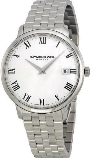 Мужские швейцарские наручные часы Raymond Weil Toccata 5588-ST-00300
