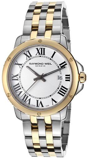 Мужские швейцарские наручные часы Raymond Weil Tango 5591-STP-00300