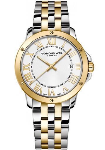 Мужские швейцарские наручные часы Raymond Weil Tango 5591-STP-00308