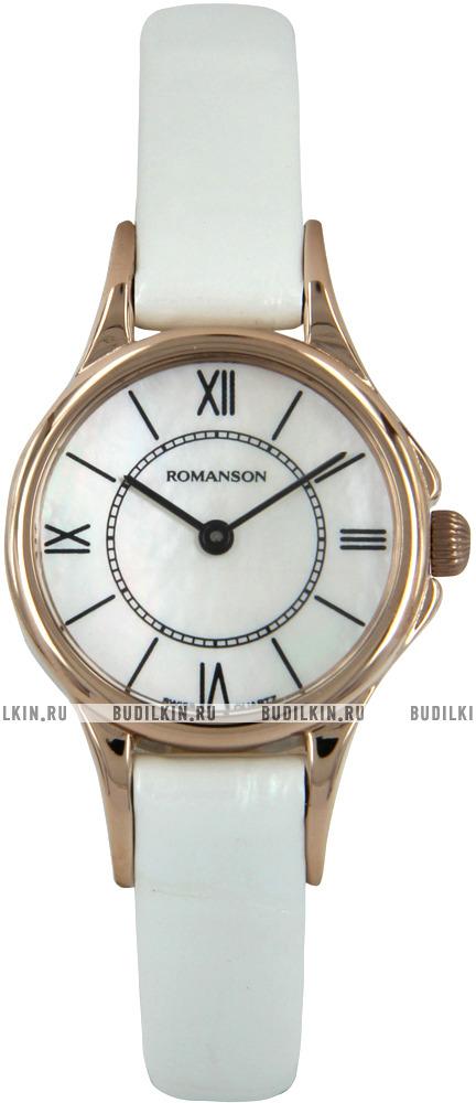 Наручные часы romanson giselle часы наручные марки лучше