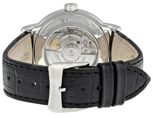 Мужские швейцарские наручные часы Raymond Weil Maestro 2837-STC-05659