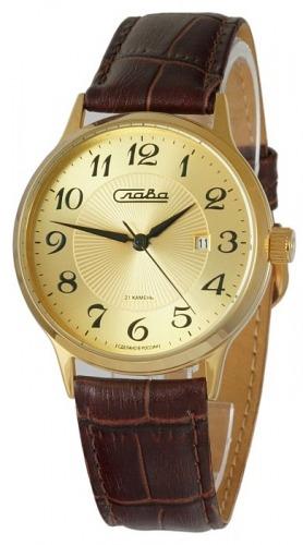 Купить мужские наручные часы Слава Традиция 1179337 300-2414 по цене ... 1a263e32727