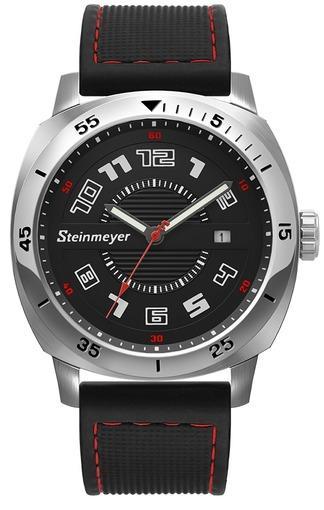 Фото немецких часов Мужские немецкие наручные часы Steinmeyer Boxing S 501.13.21