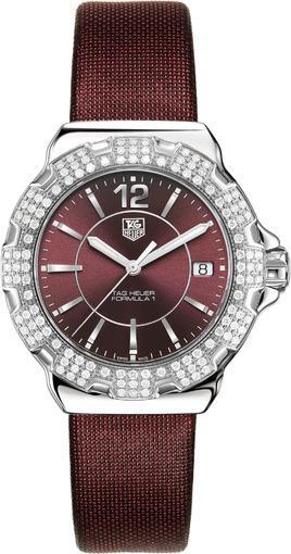 Женские швейцарские наручные часы TAG Heuer Formula 1 WAH121B.FC6223